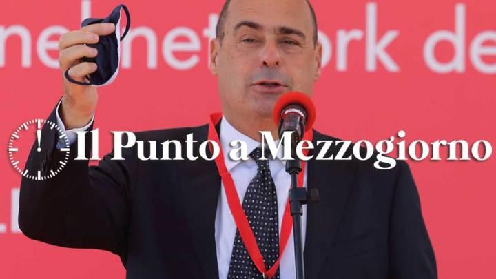 Coronavirus, Zingaretti firma ordinanza per istituire zona rossa a Colleferro e Carpineto Romano