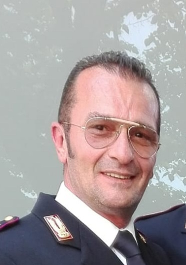 Muore per covid il sovrintendente capo coordinatore della Digos di Frosinone Alessandro Lombardi