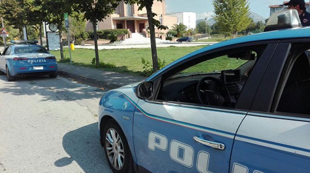 Frosinone – Positiva al covid 19 circolava liberamente denunciata dalla polizia