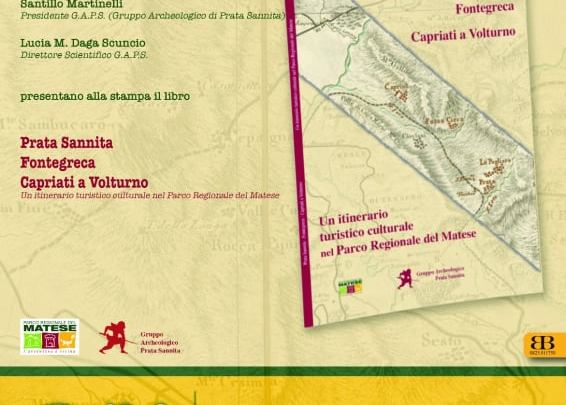 Parco del Matese, un itinerario turistico per Prata Sannita, Fontegreca e Capriati a Volturno