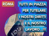 Lunedì l'Ugl Lazio in piazza a Roma