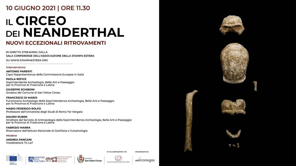 Neanderthal del Circeo: il 10 giugno le immagini inedite degli eccezionali ritrovamenti di Grotta Guattari