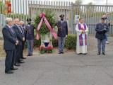 Roma- 40esimo anniversario dell'uccisione del Capitano Straullu e della Guardia di P. S. Ciriaco Di Roma