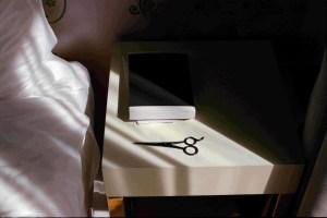 Teju Cole dalla sua stanza d'albergo in Svizzera
