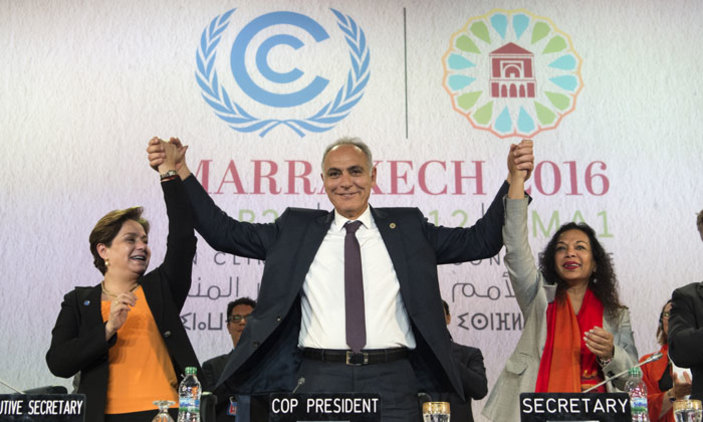 COP22 una nuova coscienza verso la sostenibilità una conquista durata venti anni