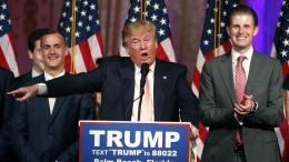 Donald Trump dichiara guerra ai mezzi mediatici