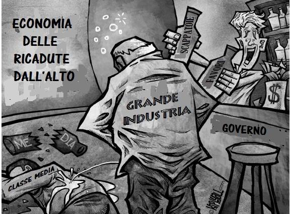 Cleptocrazia quei pochi che governano il mondo
