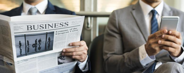 L'effetto delle notizie sui mercati finanziari