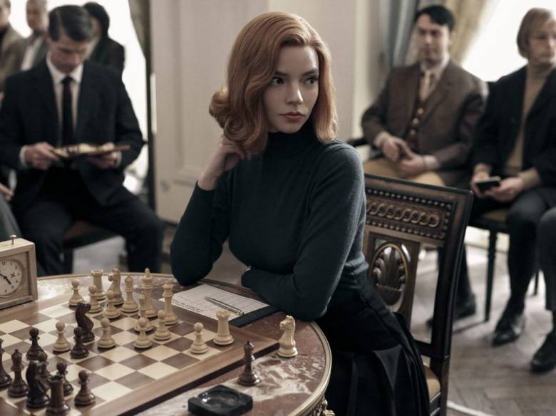 The Queen Gambit, serie Netflix