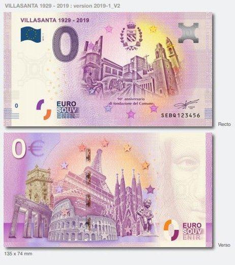 Ecco come sarà la banconota