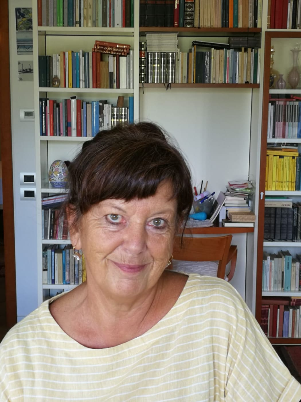 Intervista a Patrizia Bestetti, nuova segretaria del Pd