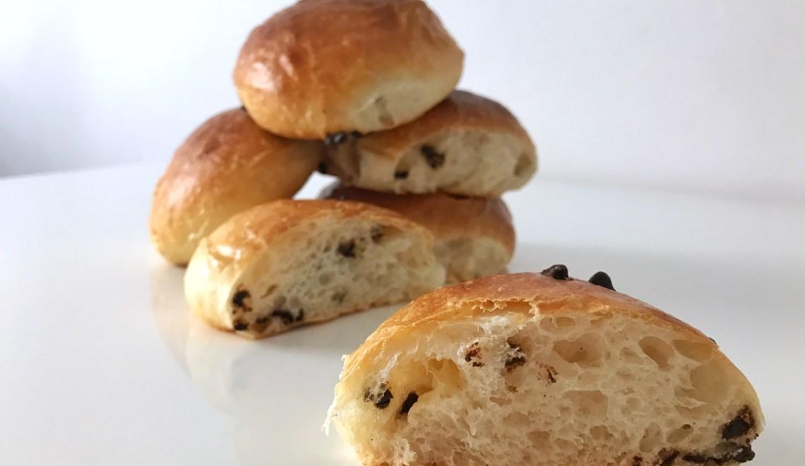 Pan Brioche alle perle fondenti…per gli amici i Pangoccioli!