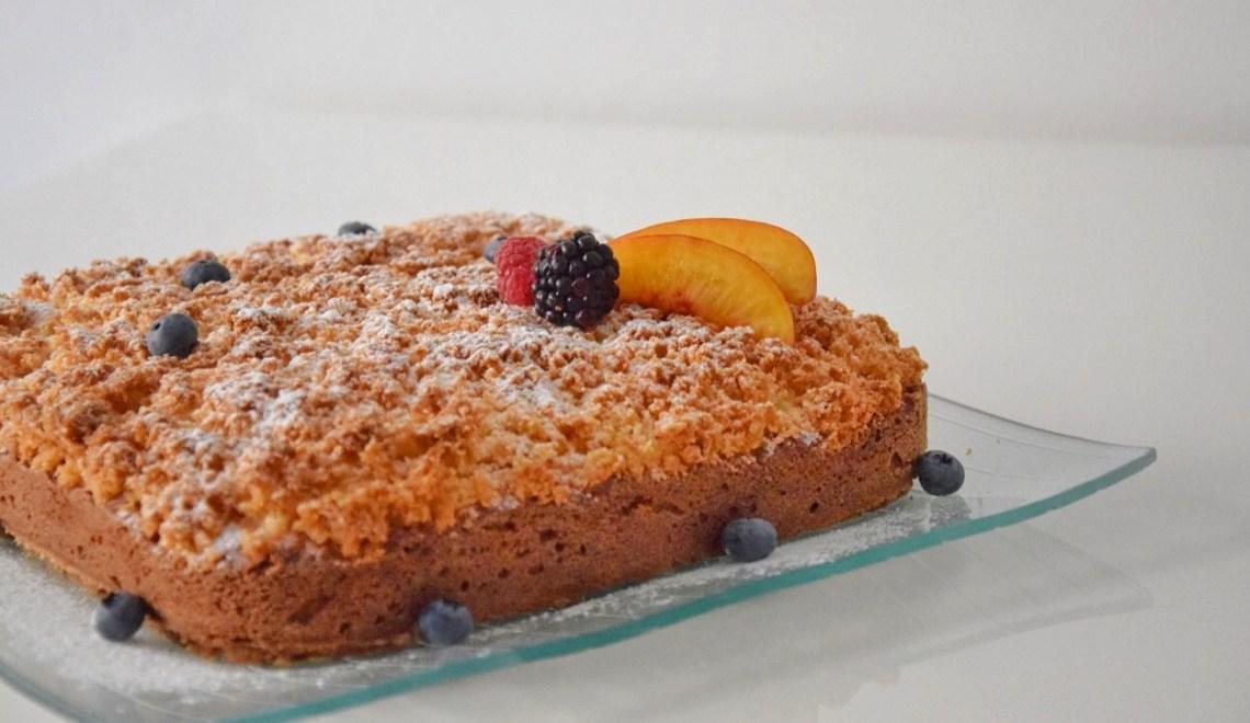 Cake al cocco di Maurizio Frau