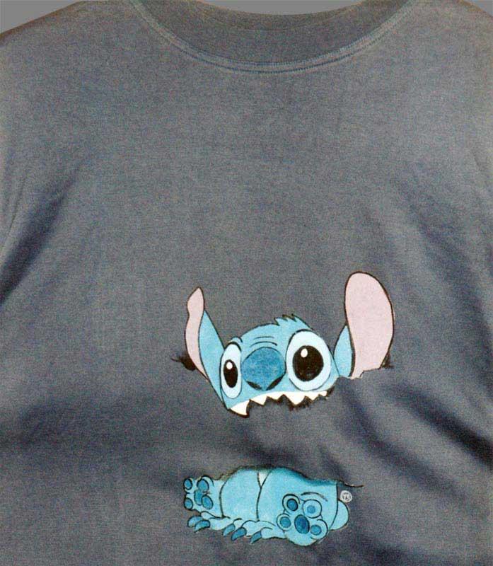 Tshirt e magliette personalizzate disney fantasy manga