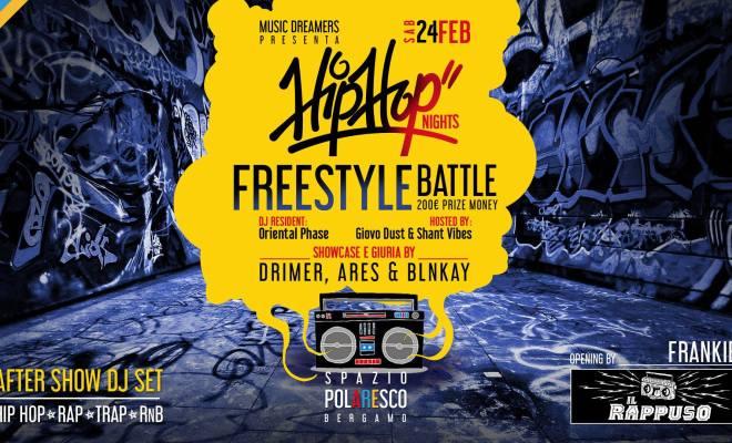 Rap Freestyle Battle