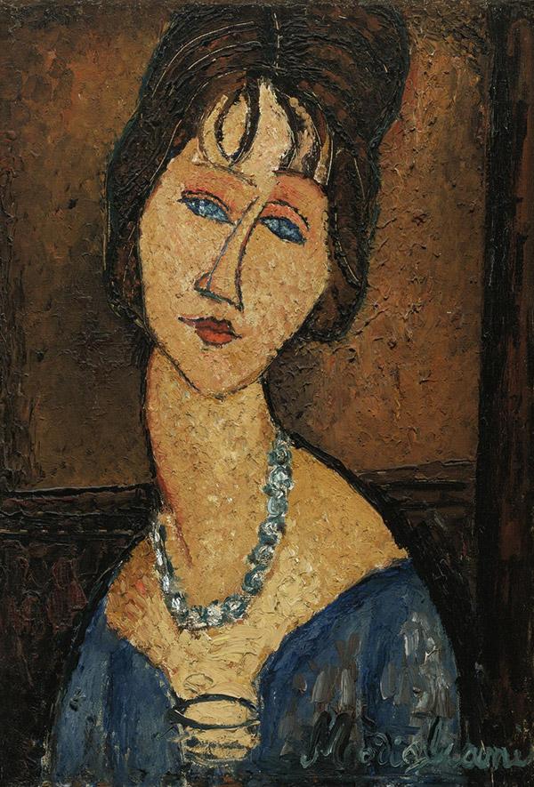 Modigliani - Jeanne