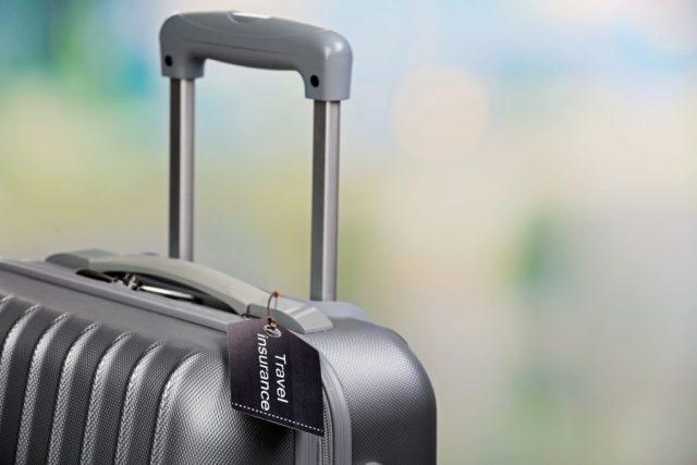 スーツケースのキャーバーのトラブル