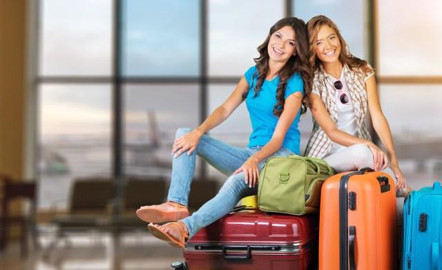 女子旅は最高に楽しい旅になる