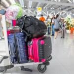 スーツケースのサイズを選ぶ