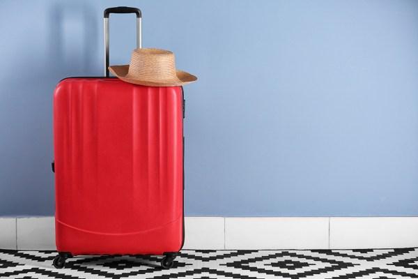 お好みのスーツケースを毎回選べるレンタル