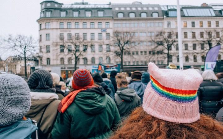 Manifestazioni in strada