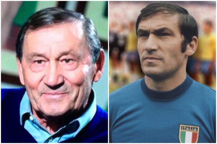 E' morto Tarcisio Burgnich, addio al difensore-roccia dell'Inter di Herrera e della Nazionale