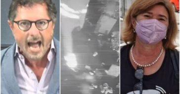 Netturbini spargono rifiuti in strada, Borrelli sporca l'immagine di Napoli: la fake news è virale