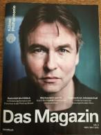 Magazin Deckblatt Köln Phiharmonie