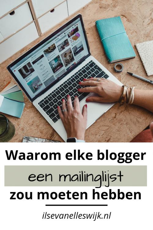 waarom elke blogger een mailinglijst zou moeten hebben-1