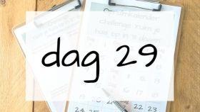 dag 29