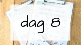 dag 8