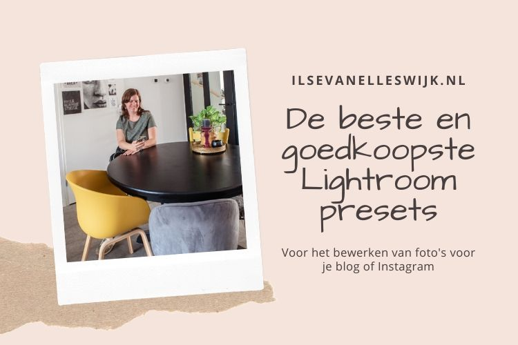 De beste (en goedkoopste Lightroom presets