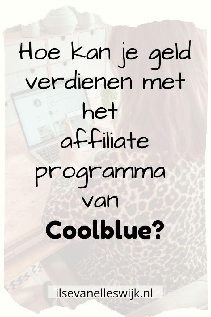 coolblue affiliateprogramma