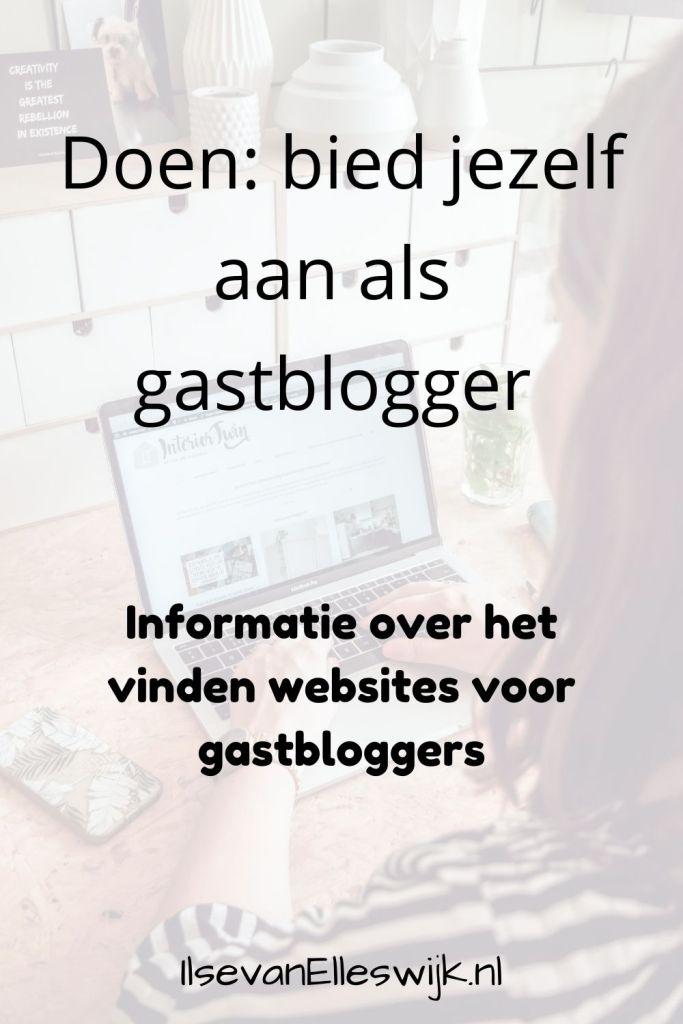 informatie gastbloggers