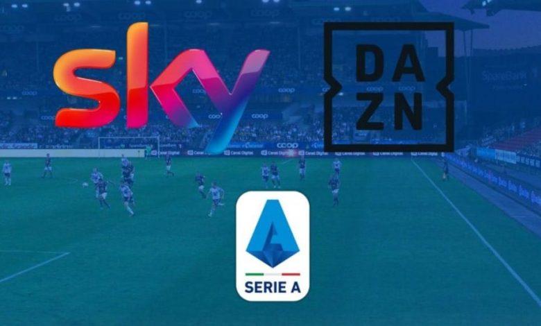 Il Nuovo Calendario Della Serie A Con La Programmazione Sky E Dazn