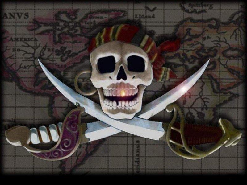 Sfondi di Teschi e Pirati  ILSITODINICIT