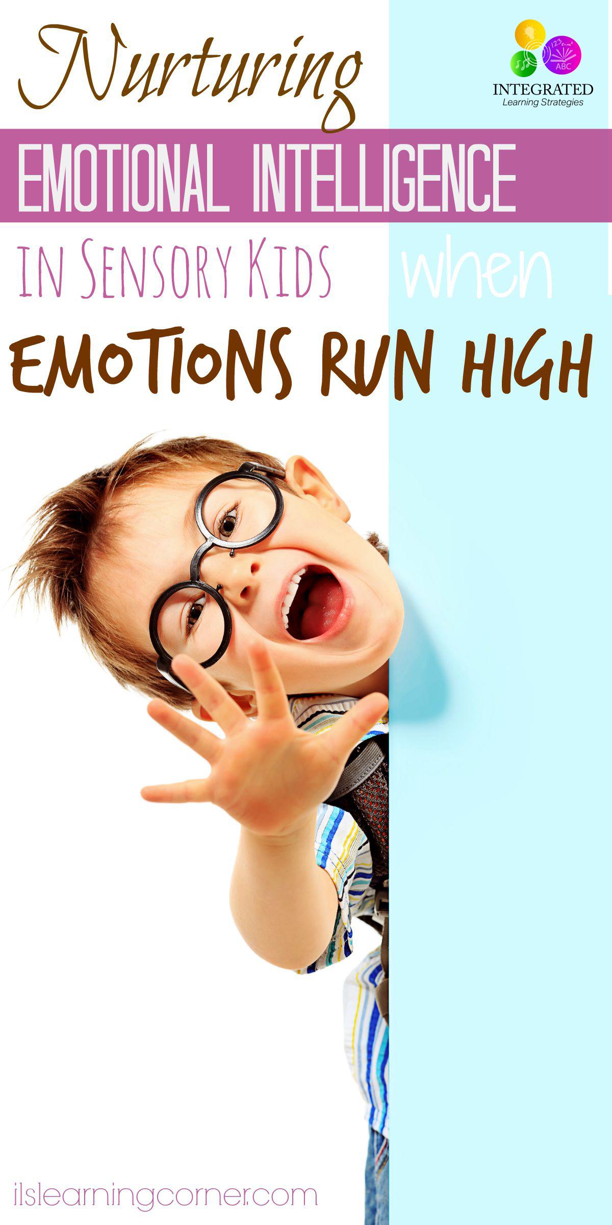 Emotional Grounding Nurturing Emotional Intelligence In