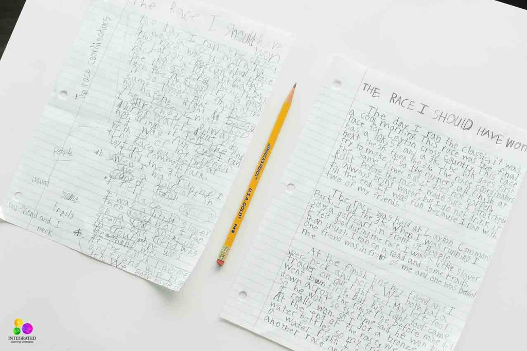 Handwriting Results Show Importance of Child's Fine Motor