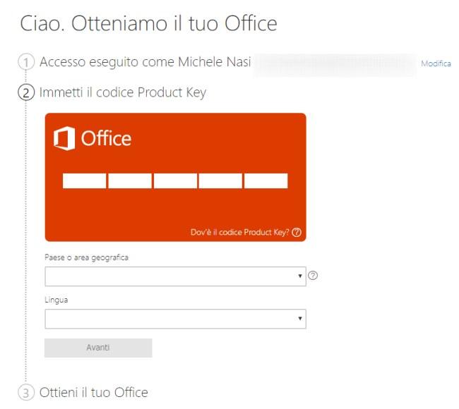 Come Ottenere Un Product Key Di Office 2016 Professional Plus A 23 Euro Stefano Basile