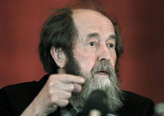 Alexander Solzhenitsyn (Infophoto)