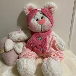 Orsetto rosa