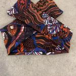 Fascia africa intensa bimba