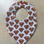 Bavaglino superman 0-6 mesi