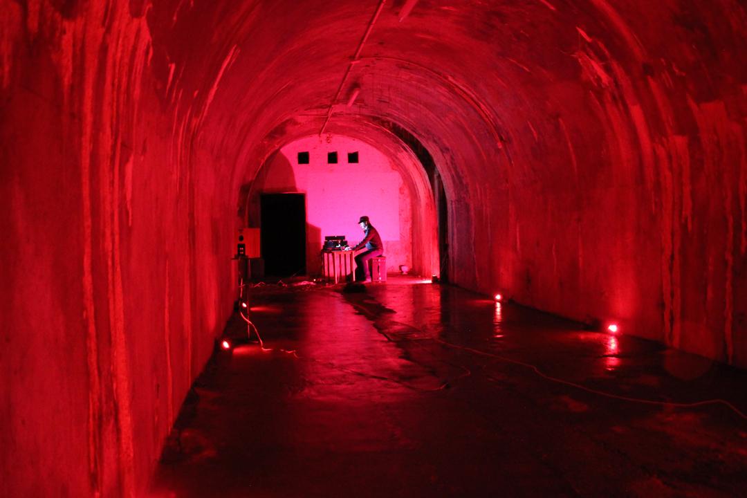 Michael J. Schumacher - Sound installation at Il Suono in Mostra, Udine 16-2016