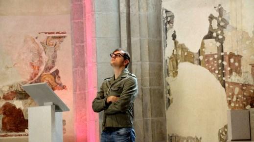 Il Suono in Mostra 2016 - Michele Spanghero (IT) - Guttatim - Battistero del Duomo - photo: Lara Carrer