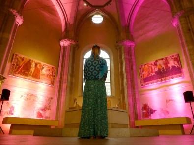 Il Suono in Mostra 2017 - Battistero del Duomo - Marc Behrens - THE RELIGION OF TOXINS - photo Lara Carrer