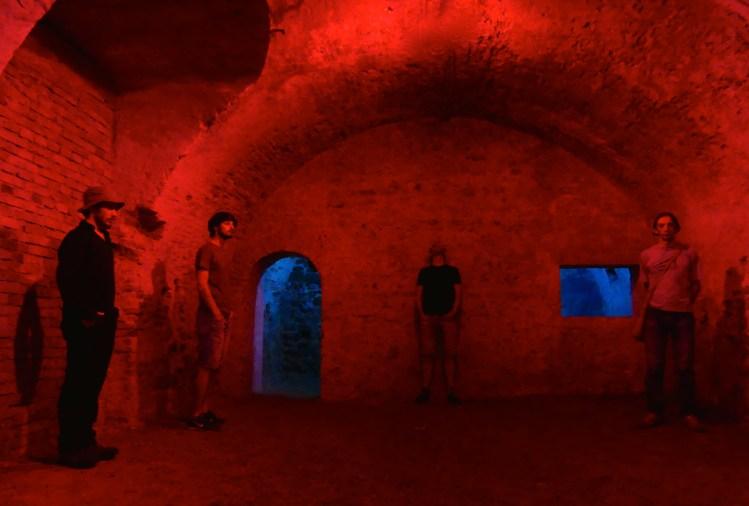 Il Suono in Mostra 2017 - Prigioni del Castello - Phill Niblock - NIBLOCK IN PRISON - photo Lara Carrer