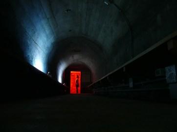 Il Suono in Mostra 2017 - Rifugio antiaereo del Giardino del Torso - Signe Liden - TINES - photo Lara Carrer