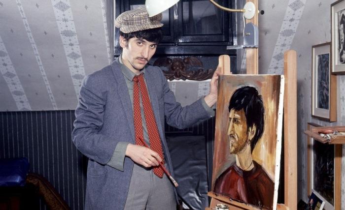 Risultato immagini per gigi meroni artista