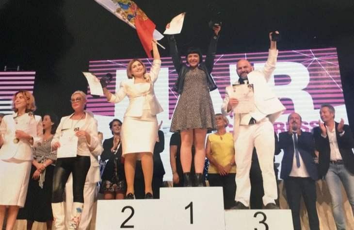 Campionato Mondiale di Coiffure: vince un'Italiana